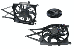 HOLDEN ZAFIRA TT RADIATOR FAN