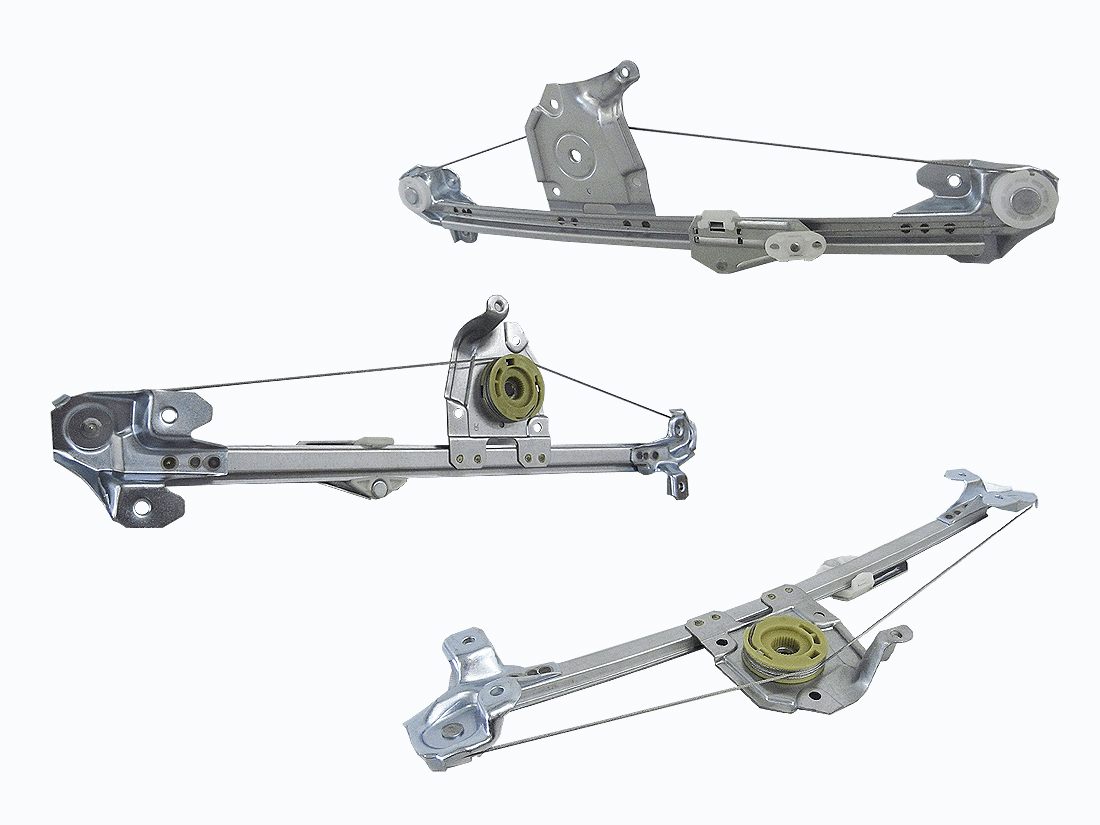 Rear Electric Window Regulator For Holden Astra