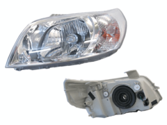 HOLDEN BARINA HATCHBACK TK SERIES 2  HEADLIGHT LEFT HAND SIDE