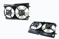HOLDEN COMMODORE VT/VX RADIATOR FAN DUAL