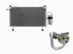 HOLDEN RODEO RA A/C CONDENSER
