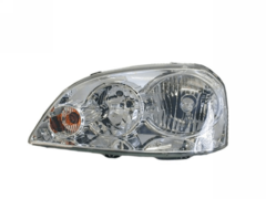 HOLDEN VIVA JF SEDAN/WAGON HEADLIGHT LEFT HAND SIDE