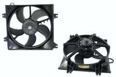 HYUNDAI ACCENT LC RADIATOR FAN