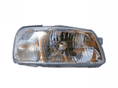 HYUNDAI ACCENT LC HATCHBACK HEADLIGHT RIGHT HAND SIDE