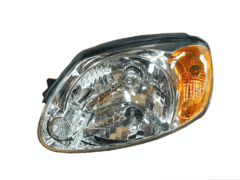 HYUNDAI ACCENT LC HEADLIGHT LEFT HAND SIDE