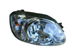 HYUNDAI ACCENT LC HEADLIGHT RIGHT HAND SIDE