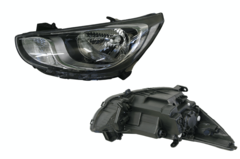 HYUNDAI ACCENT RB HEADLIGHT LEFT HAND SIDE
