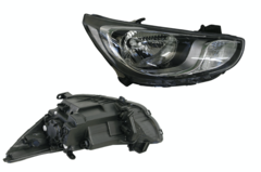 HYUNDAI ACCENT RB HEADLIGHT RIGHT HAND SIDE