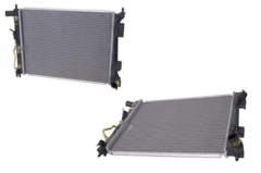 HYUNDAI ACCENT RB RADIATOR
