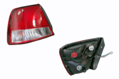 HYUNDAI ACCENT LC HATCHBACK TAIL LIGHT LEFT HAND SIDE