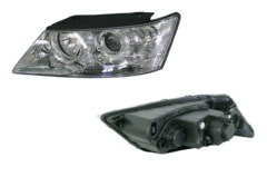 HYUNDAI SONATA NF HEADLIGHT LEFT HAND SIDE