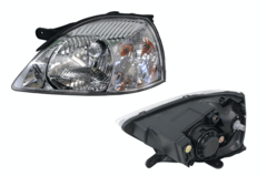 KIA RIO BC HEADLIGHT LEFT HAND SIDE