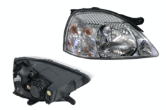 KIA RIO BC HEADLIGHT RIGHT HAND SIDE