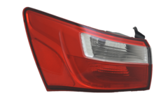 KIA RIO UB TAIL LIGHT OUTER LEFT HAND SIDE