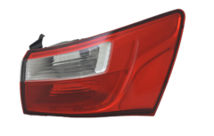 KIA RIO UB TAIL LIGHT OUTER RIGHT HAND SIDE