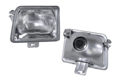 MITSUBISHI COLT RB ~ RE HEADLIGHT LEFT HAND SIDE