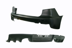 MITSUBISHI LANCER EVOLUTION CY BAR COVER REAR
