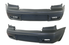 MITSUBISHI OUTLANDER ZE/ZF BAR COVER REAR