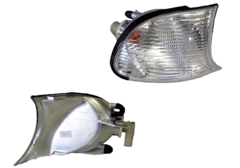 BMW 3 SERIES E46 COUPE CORNER LIGHT RIGHT HAND SIDE