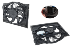 BMW 3 SERIES E46 A/C CONDENSER FAN