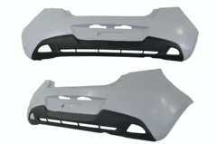 MAZDA 2 DE BAR COVER REAR
