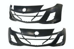 MAZDA 3 BL SERIES 1 BAR COVER FRONT