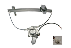 MAZDA 323 BJ WINDOW REGULATOR FRONT LEFT HAND SIDE