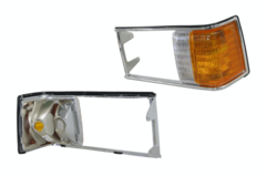 MAZDA 929 LA HEADLIGHT CASE LEFT HAND SIDE