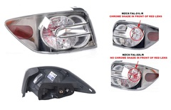 MAZDA CX-7 ER TAIL LIGHT LEFT HAND SIDE