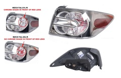 MAZDA CX-7 ER TAIL LIGHT RIGHT HAND SIDE