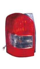 MAZDA MPV LW TAIL LIGHT LEFT HAND SIDE
