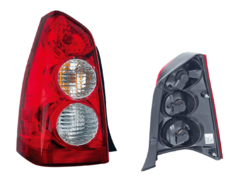 MAZDA TRIBUTE TAIL LIGHT LEFT HAND SIDE