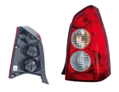 MAZDA TRIBUTE TAIL LIGHT RIGHT HAND SIDE