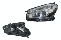 NISSAN DUALIS J10 HEADLIGHT LEFT HAND SIDE