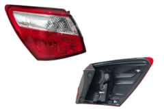NISSAN DUALIS J10 TAIL LIGHT LEFT HAND SIDE OUTER