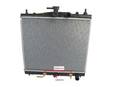 NISSAN MICRA K12 RADIATOR