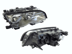 BMW 3 SERIES E46 COUPE HEADLIGHT RIGHT HAND SIDE