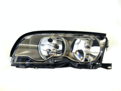BMW 3 SERIES E46 COUPE HEADLIGHT LEFT HAND SIDE