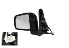 NISSAN PATROL GU DOOR MIRROR  LEFT HAND SIDE
