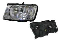 NISSAN PATROL GU HEADLIGHT LEFT HAND SIDE