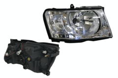NISSAN PATROL GU HEADLIGHT RIGHT HAND SIDE
