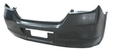 NISSAN TIIDA C11 BAR COVER REAR