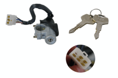 NISSAN VANETTE C2.0/C120 IGNITION SWITCH