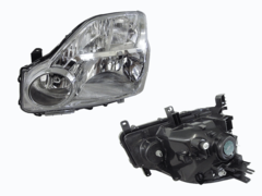 NISSAN X-TRAIL T31 HEADLIGHT LEFT HAND SIDE