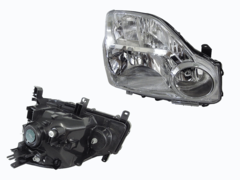 NISSAN X-TRAIL T31 HEADLIGHT RIGHT HAND SIDE