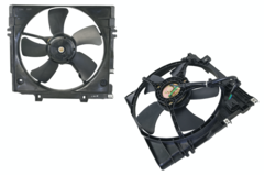 SUBARU LIBERTY BD RADIATOR FAN