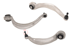 AUDI A4 B8 CONTROL ARM LEFT HAND SIDE FRONT LOWER REAR