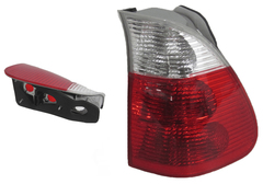 BMW X5 E53 TAIL LIGHT OUTER RIGHT HAND SIDE
