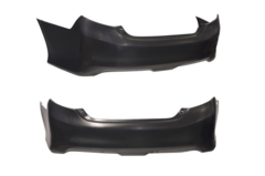 TOYOTA CAMRY ASV50 ATARA BAR COVER REAR