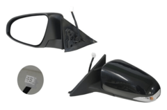 TOYOTA CAMRY ASV50 DOOR MIRROR LEFT HAND SIDE